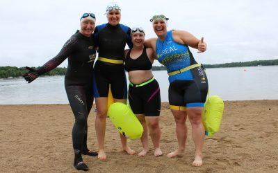 B*REAL Virtual Triathlon, part 1