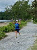 B*REAL Virtual Triathlon, part 2